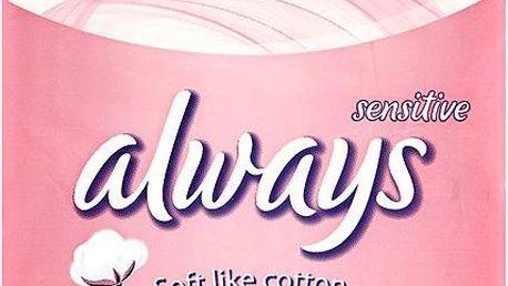 Always Sensitive Ultra normal plus hygienické vložky 40 ks/bal.
