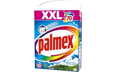 Palmex Prášek Horská vůně box 70 praní 5,25 kg