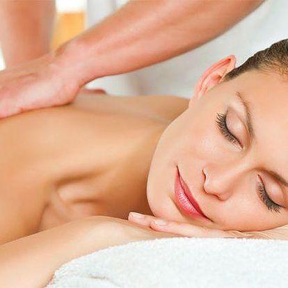 30–45minutová masáž od nevidomých masérů ve studiu Bodyreflex v Kladně