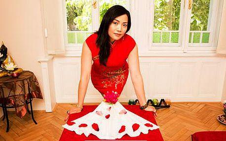 Thajská olejová kompletní masáž nebo Tradiční thajská masáž celého těla