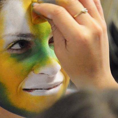 Základní kurz malování na obličej