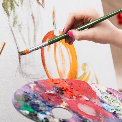 Jednodenní kurz malby pro začátečníky