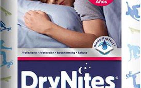 HUGGIES DryNites pro chlapce 8-15 let, 9ks (27-57 kg) - kalhotkové pleny