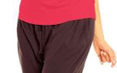 Akce - Dámské tričko Nina krátký rukáv – korálové S/M