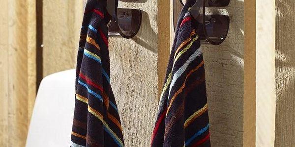 Neon Living Věšák B-Hooked pro ručník či utěrku, růžový2