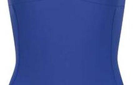 Modré jednodílné plavky 69SLAM Plain
