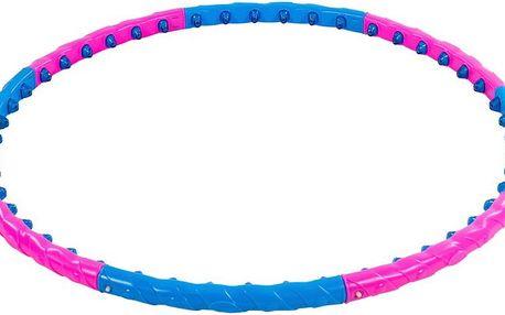 MOVIT Hula Hoop masážní obruč - 103 cm, 48 magnetů