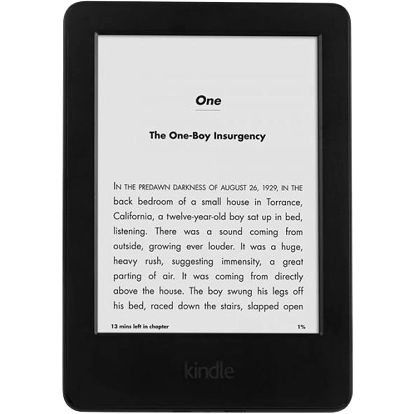 Amazon Kindle 6 TOUCH, WiFi, Sponzorovaný