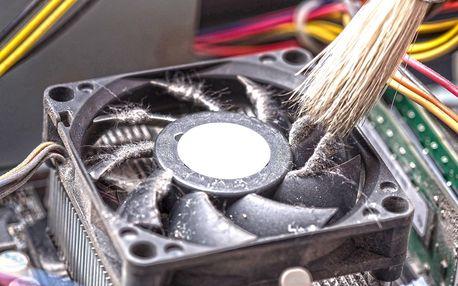 Komplexní čištění a profylaxe vašeho počítače