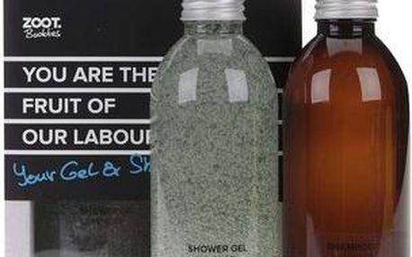 Set sprchového gelu a šampónu ZOOT Buddies Levandule