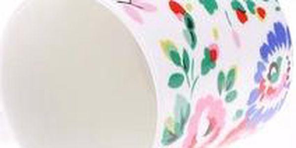 Bílý porcelánový hrnek s květinovým motivem Cath Kidston2