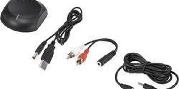 Bezdrátový zvukový přijímač pro Hi-Fi systémy Renkforce, Bluetooth 3.04