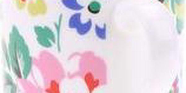 Bílý porcelánový hrnek s květinovým motivem Cath Kidston4