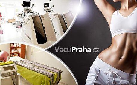 VacuShape + lymfodrenáž - hubnoucí ošetření pro redukci tuku i celulity. 1 nebo 5 ošetření na Praze 4 Chodov.