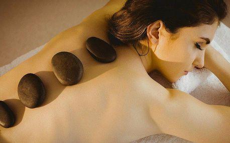 Energizující masáž dle výběru