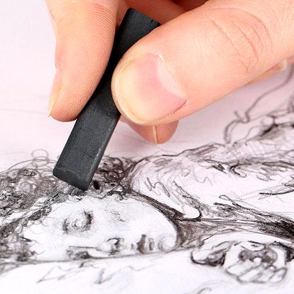 Jednodenní kurz kresby pro začátečníky - světlo a tvar