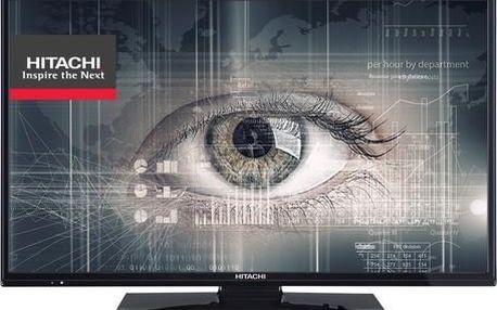 Full HD chytrá LED televize Hitachi 43HBT42 s úhlopříčkou 109 cm