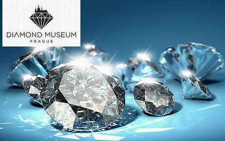 Pravý diamant s certifikátem z izraelské továrny