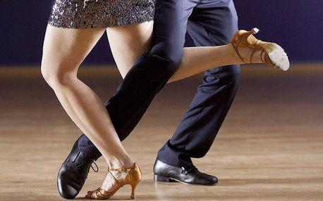 Měsíční taneční permanentka pro jednotlivce i páry