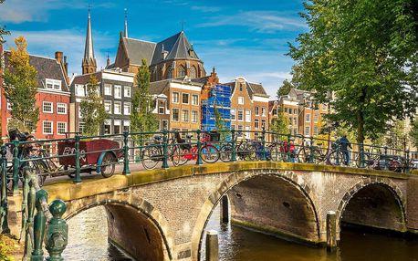 Víkendový výlet: Amsterdam a větrné mlýny