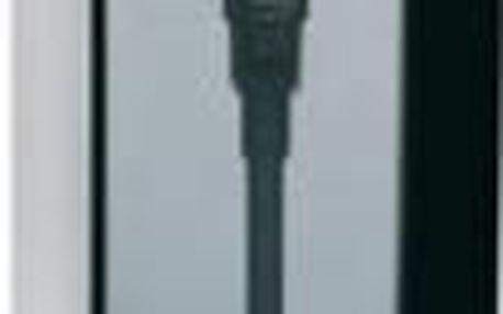 Dávkovač na mýdlo ENRIC akryl, nerez 18/10, šedý KELA KL-22631