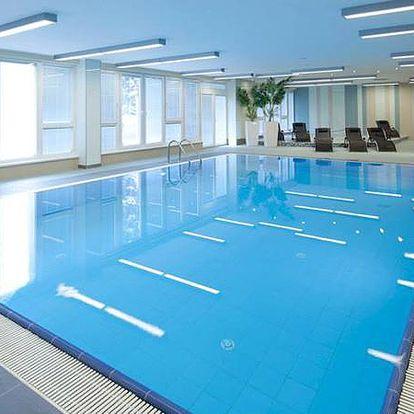 Luxusní wellness v hotelu Clarion v Ostravě