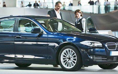 Výlet do muzea BMW v Mnichově včetně vstupenky