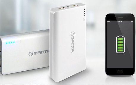 Záložní baterie Powerbank pro mobilní zařízení