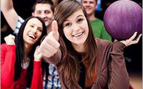 Dvě hodiny bowlingu za pouhých 99 Kč! Velká jarní akce. Přijďte si zahrát oblíbený bowling ve Zlíně.