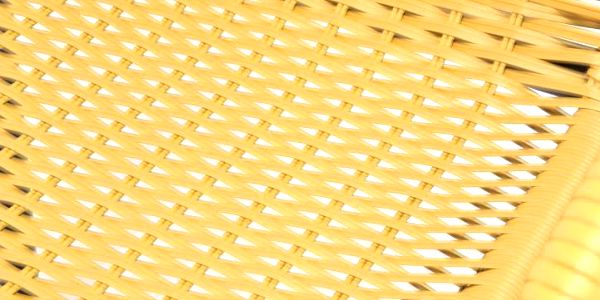 Garthen 35215 Zahradní balkonový set 2 židle + skleněný stůl4