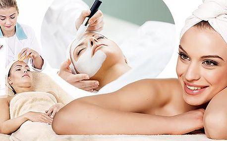 Hodinová kosmetika 1+1 zdarma! Luxusní ošetření pleti v Salonu Beauty Smart přímo v centru Prahy!