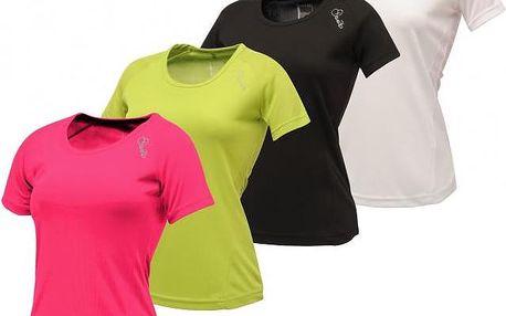 Dámské sportovní tričko Dare2B DWT122 BLOOMBREAK II Electric Pink 36