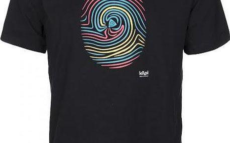 Pánské tričko KILPI ADRIEN černá 3xl 10% sleva pro registrované zákazníky