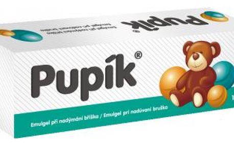 PUPÍK Dětský emulgel při nadýmání 100 ml