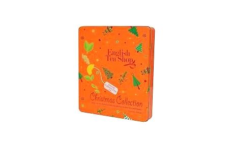 English Tea Shop Oranžové Vánoce kazeta 72 sáčků