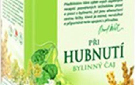 Čaj Váňa Hubnoucí nálevové sáčky 40 x 1.6 g
