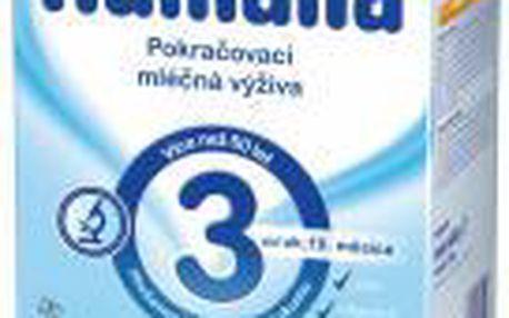 Humana 3 Pokračovací výživa 600g