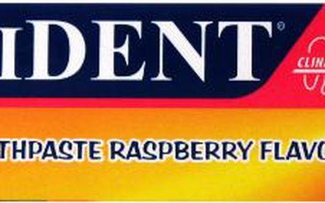 PresiDENT Zubní pasta děti 0-3r. malinová příchuť 30ml