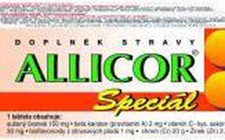 NATURVITA Allicor special 60 tablet