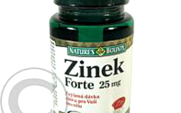Nature\\\'s Bounty Zinek Forte 25mg tbl.30