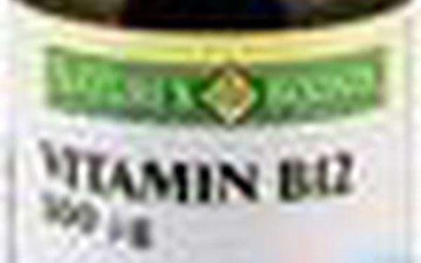 NATURE´S BOUNTY Vitamin B12 100 tablet x 500 mcg2