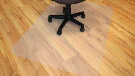 Podložka pod židli 140x100 (mléčná)