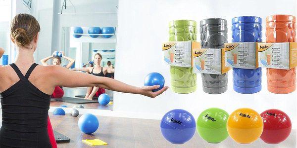 Cvičební pomůcky Laubr na jógu a pilates