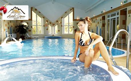 Pobyt ve Vysokých Tatrách v hotelu Sipox*** v malebném údolí obce Štrba