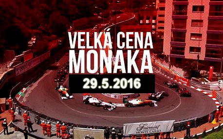 Velká cena Formule 1 Monaco. Jedinečný zájezd do slunného Monaca. Poznejte kouzlo krásného letoviska celebrit a závodů F1 29.5.2016