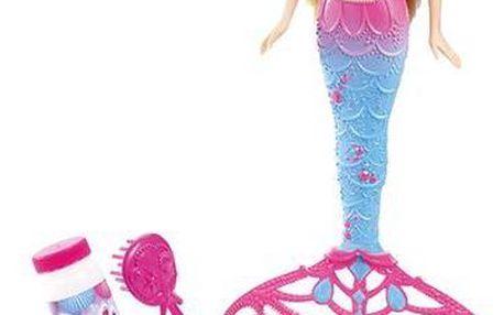 Mattel Barbie bublinková mořská panna