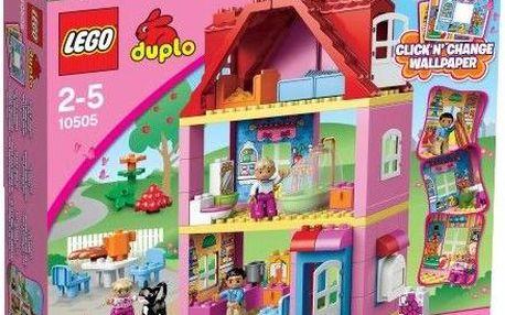 LEGO® DUPLO® 10505 Domek na hraní