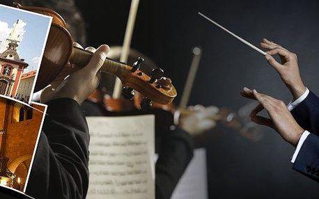 Mozart a Vivaldi v bazilice sv. Jiří na Pražském hradě. Nezapomenutelný hudební zážitek při koncertu velikánů vážné hudby na exkluzivních místech! Dopřejte si letní kulturní zážitek s hudbou Pražského hradu!