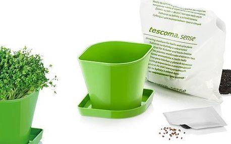 Tescoma souprava pro pěstování bylinek SENSE, řeřicha