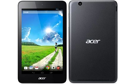 "Acer Iconia One 7 (B1-750-19GV) 7"", 16 GB, WF, BT, GPS, Android 4.4 černý"